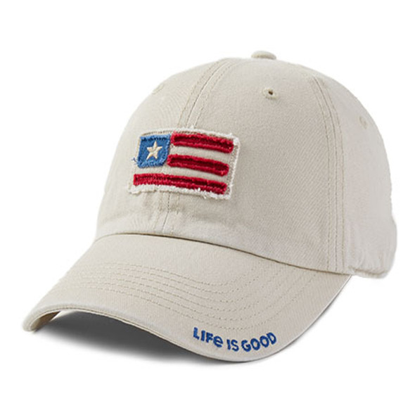 Tattered Chill Flag Hat