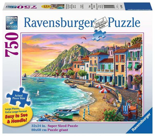 Romantic Sunset 750pc Puzzle