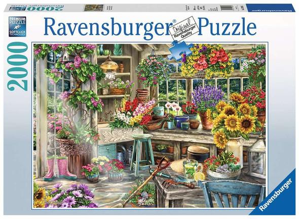 Gardener's Paradise 2000pc Puzzle