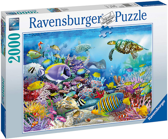 Coral Reef Majesty 2000pc Puzzle