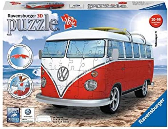 VW Bus 3D 300pc Puzzle