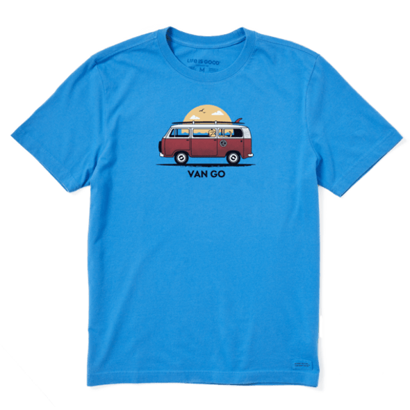 Van Go Crusher men's tee