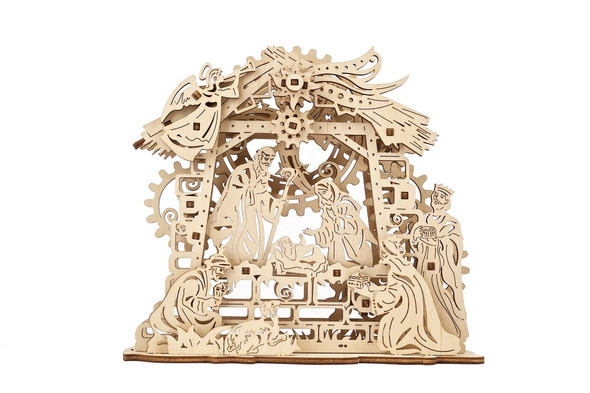 UGears Nativity Scene