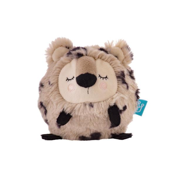Leopard Squeezmeez Plush