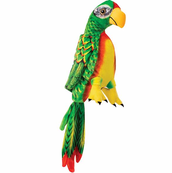 Green Parrot Plush
