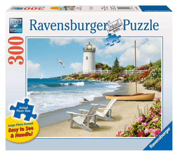 Sunlit Shores 300pc Puzzle
