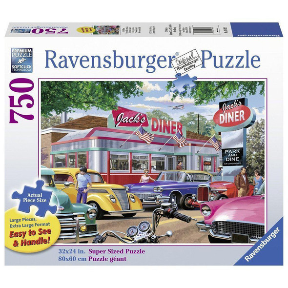 Meet You at Jack's 750pc Puzzle