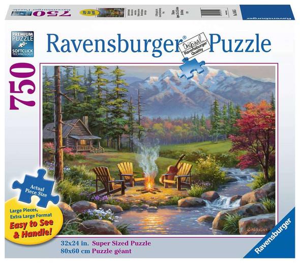 Riverside Livingroom 750pc Puzzle