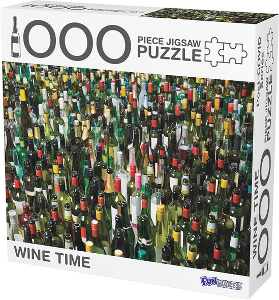 Wine Time 1000pc Puzzle