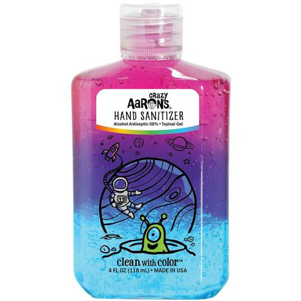Crazy Aaron's Outer Space Hand Sanitizer