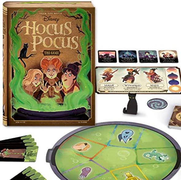 Disney Hocus Pocus Game