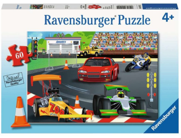 A Day at the Races 60pc Puzzle
