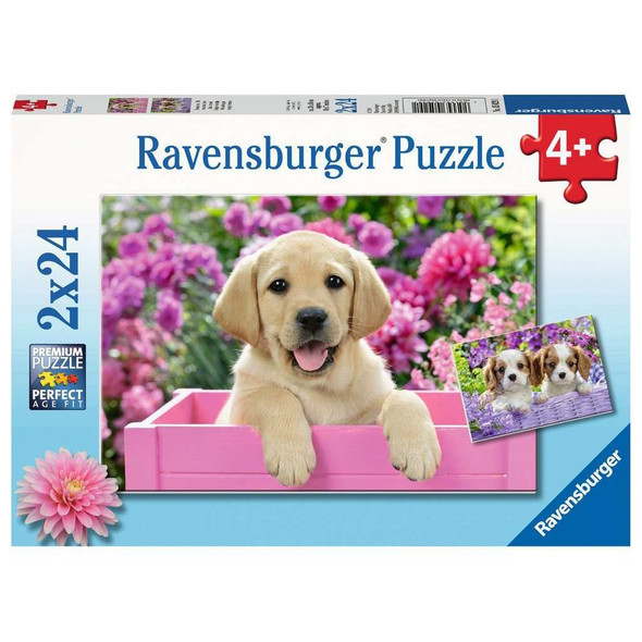 Me and my Pal 2x24pc Puzzle