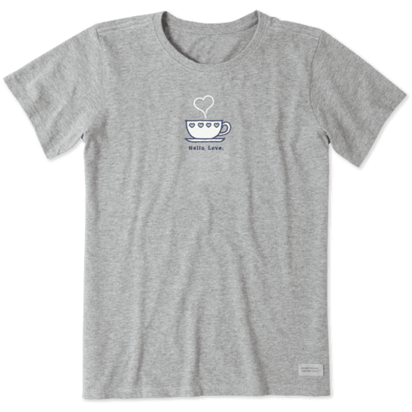 Love Teacup Vintage Short tee