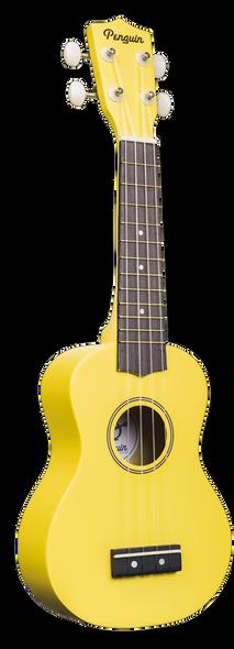 Yellow Penguin Soprano Ukulele