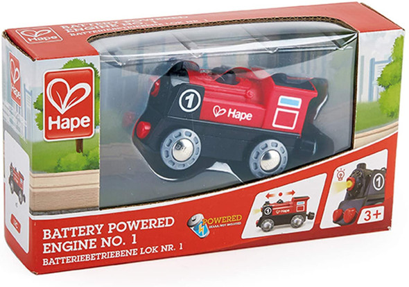 Battery Powered Engine #1
