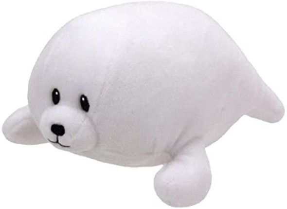 Squirt Seal Plush White
