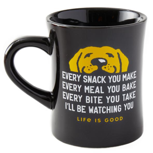 Every Snack You Make Mug