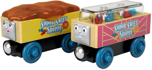 Candy Cars - Thomas Friend