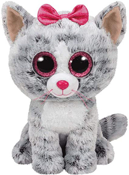 Kiki Grey Kitty Plush
