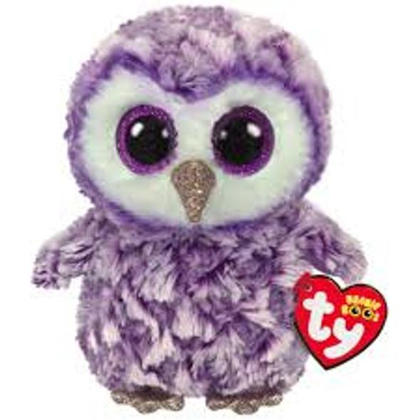 Moonlight Owl Plush