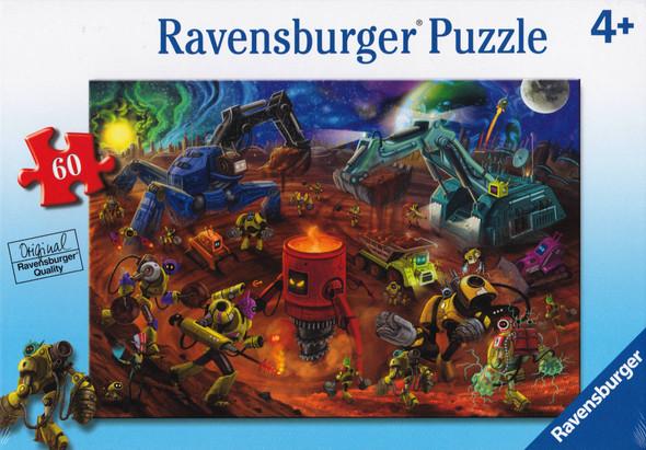 Space Construction 60pc puzzle