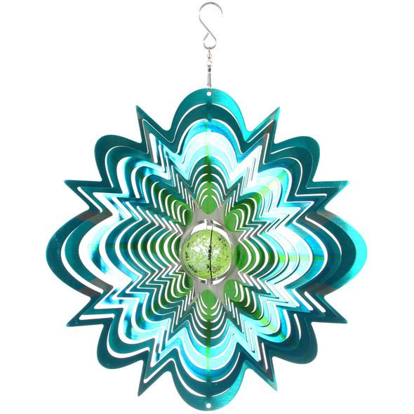 Glow Splash Wind Spinner