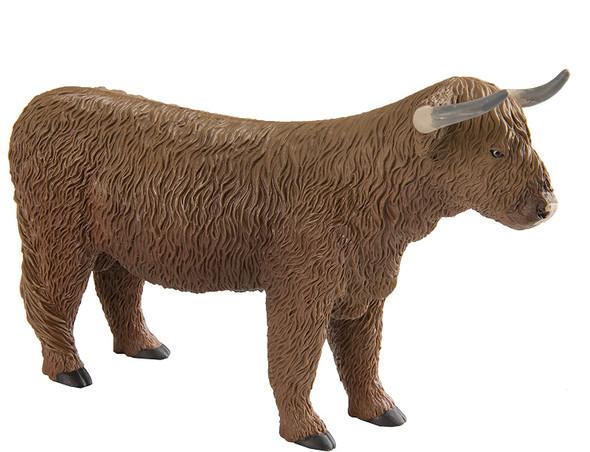 Highland Bull Figurine