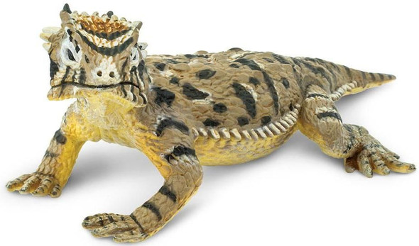 Horned Lizard Figurine