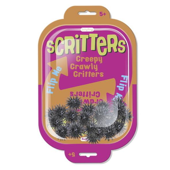 Scritters Wall Crawlers