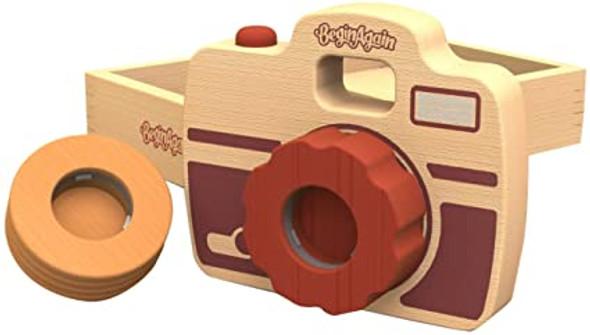 Shutterbug Wood Camera