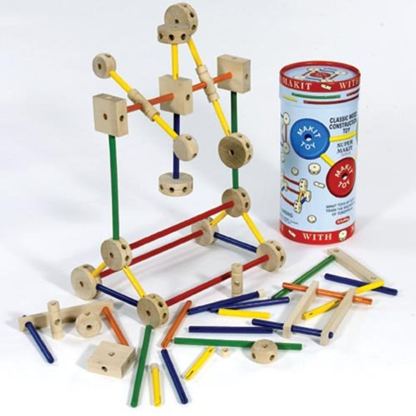 Makit Wood Toy Set