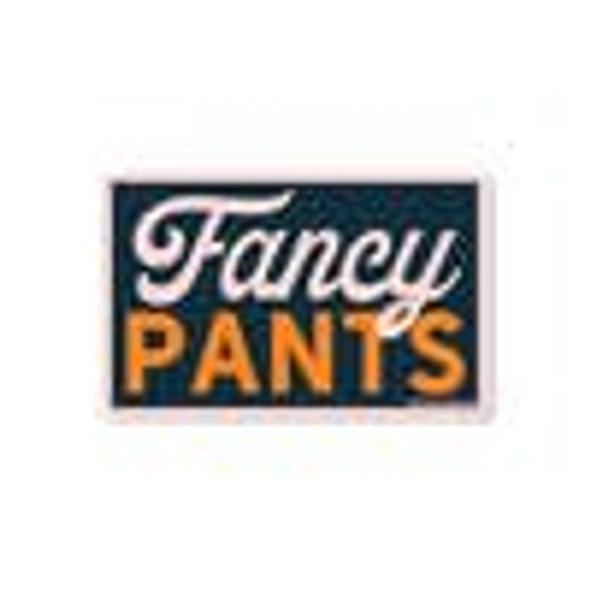 Fancy Pants Sticker