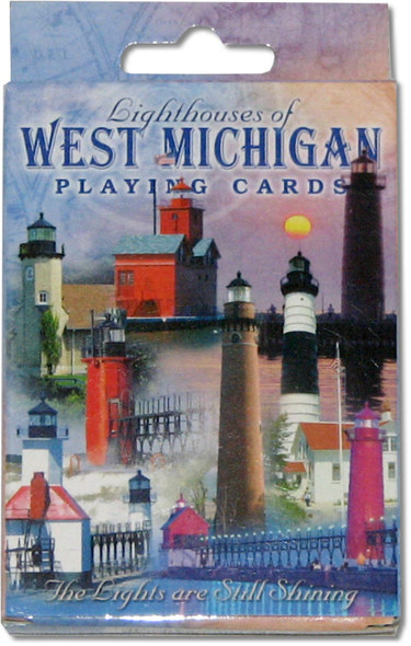 Lighthouse of West Michigan Playing Cards