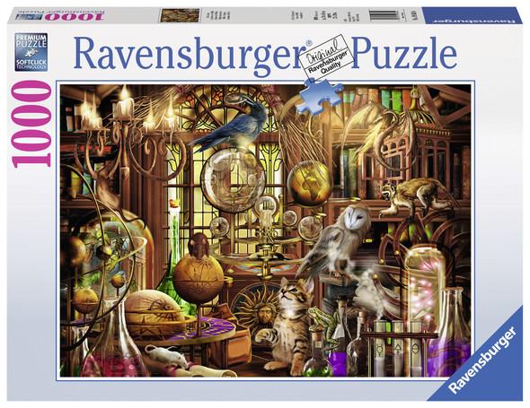 Merlin's Laboratory 1000pc Puzzle