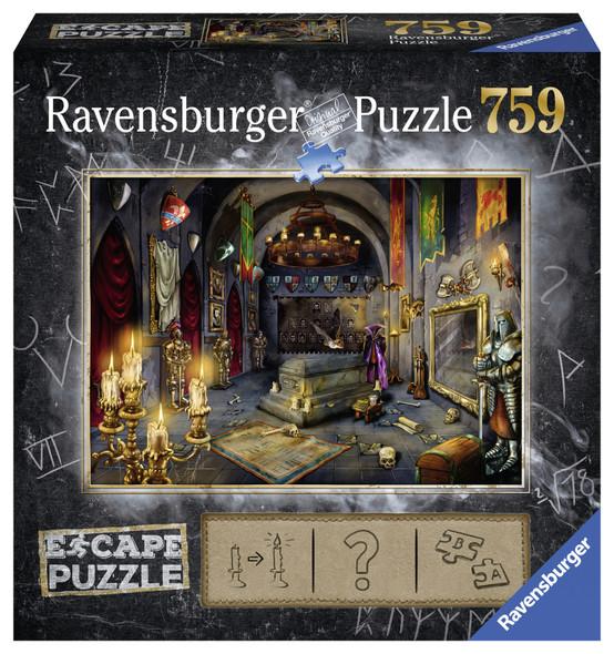 Vampire's Castle Escape 759pc Puzzle