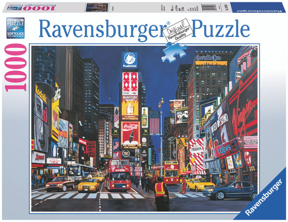 Times Square NYC 1000pc Puzzle