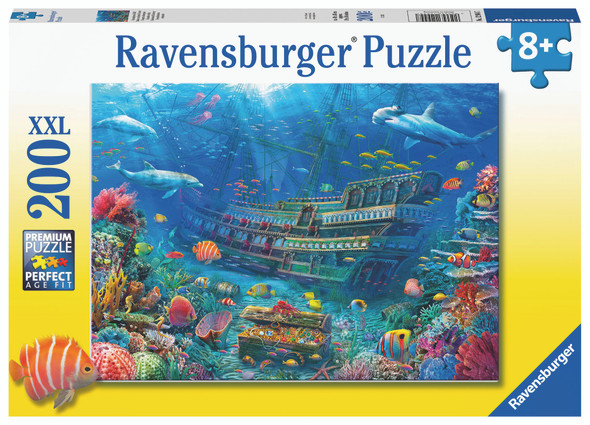 Underwater Discovery 200pc Puzzle