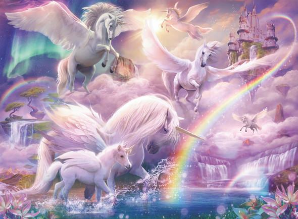 Pegasus Unicorns 100pc Puzzle