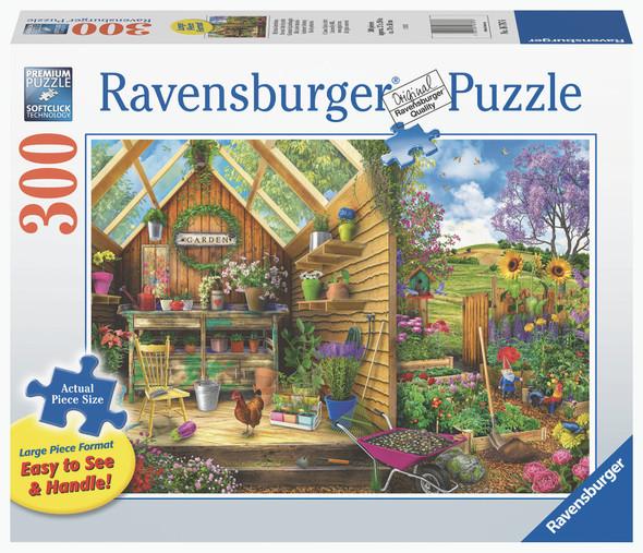 Gardener's Getaway 300pc XL Puzzle