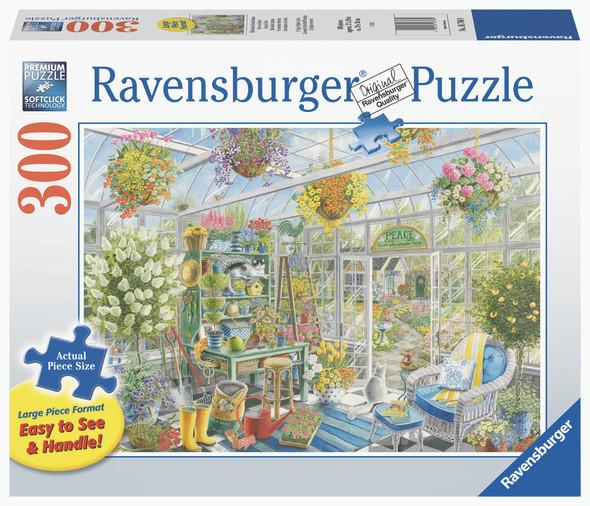 Greenhouse Haven 300pc XL Puzzle