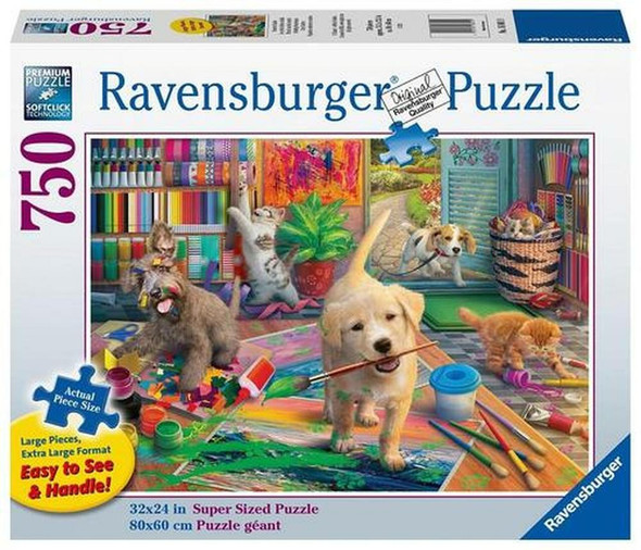 Cute Crafters 750pc XL Puzzle