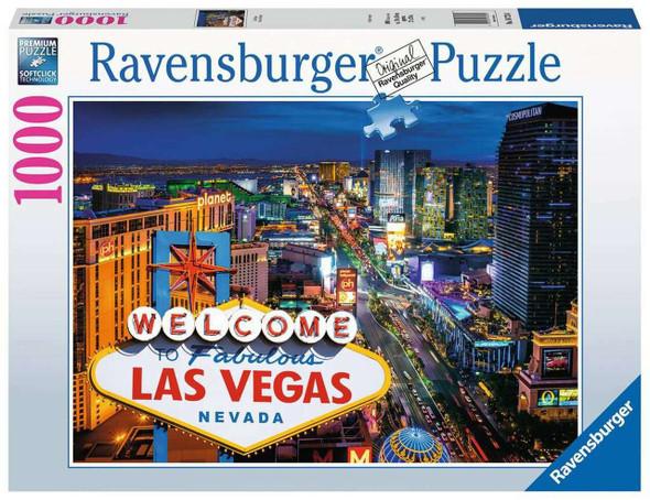 Las Vegas 1000pc Puzzle