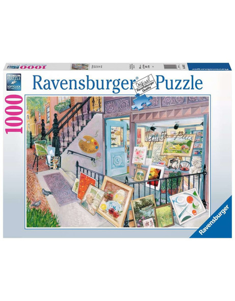 Art Gallery 1000pc Puzzle