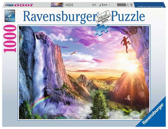 Rock Climbing 1000pc Puzzle