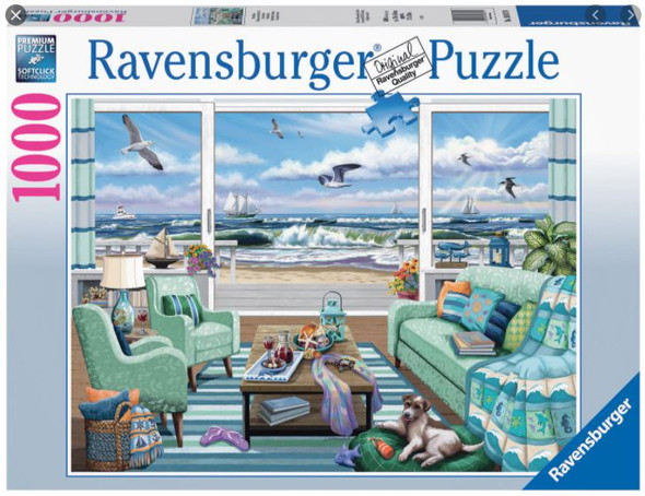 Beachfront Getaway 1000pc Puzzle