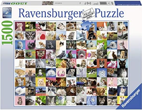 99 Cats 1500pc Puzzle