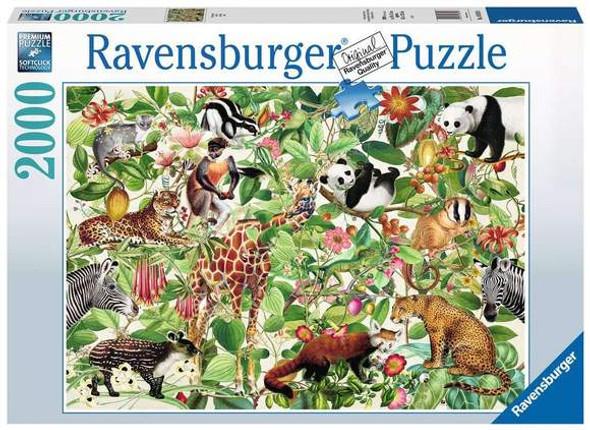 Jungle 2000pc Puzzle