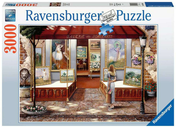 Gallery of Fine Arts 3000pc Puzzle