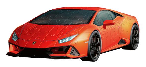 Lamborghini Huracan EVO 3D 108pc Puzzle